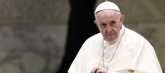 Sinodo Papa giovani scuse