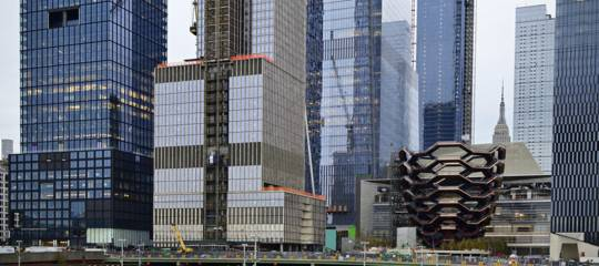 Hudson Yards Manhattan appartamenti