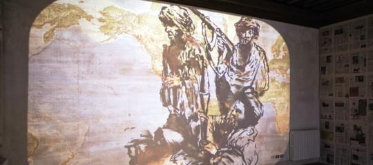 biennale venezia artisti profughi rifugiati