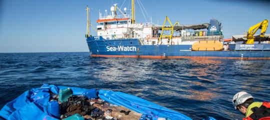 sea watch lampedusa