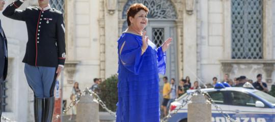 Governo: Bellanova, quell'abito rispecchiava mio stato animo