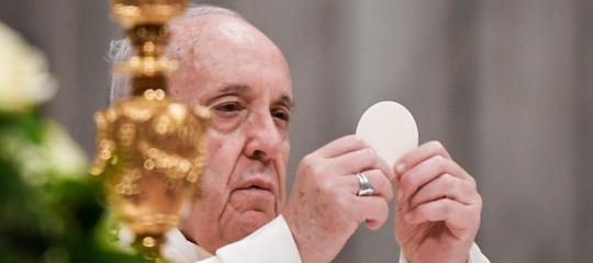 riforma curia papa francesco