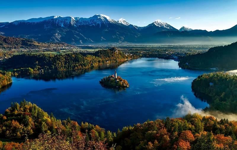 Trasferirsi in Slovenia