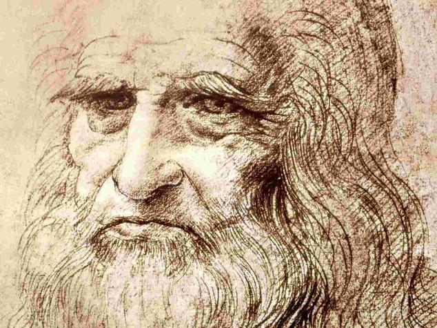 Leonardo ambidestro