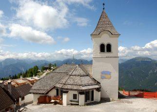 Monte Santo di Lussari (Italia)