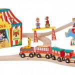 I migliori treni in legno che i bambini adoreranno